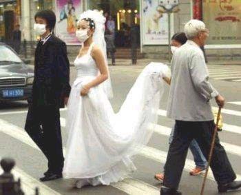 sars_wedding_hubei