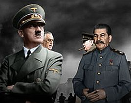 Źródło: http://aftermathnews.files.wordpress.com/2007/07/hitler-stalin-fdr-churchill.jpg
