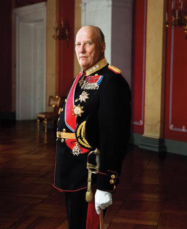 HM King Harald V of Norway. Photo: Kongehuset.no