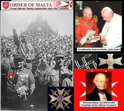 Image result for is putin a knight of malta?