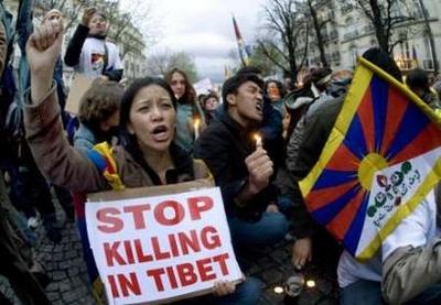 tibet killing