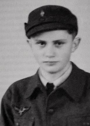 ratzinger hitler youth