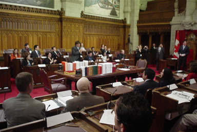 north-american-model-parliament