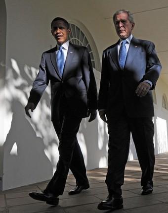 US-POLITICS-VOTE-BUSH-OBAMA