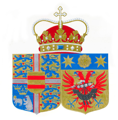 denmark_frederik_and_mary_heraldry