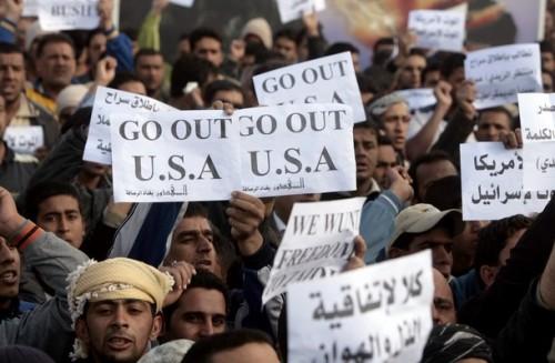 IRAQ-US-BUSH-MEDIA-DEMO