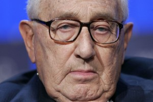Ex-Secretário de Estado Henry Kissinger