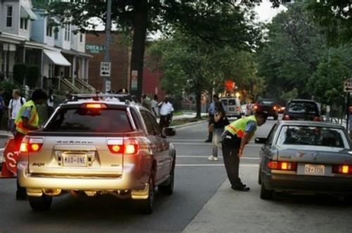 Neighborhood Checkpoint