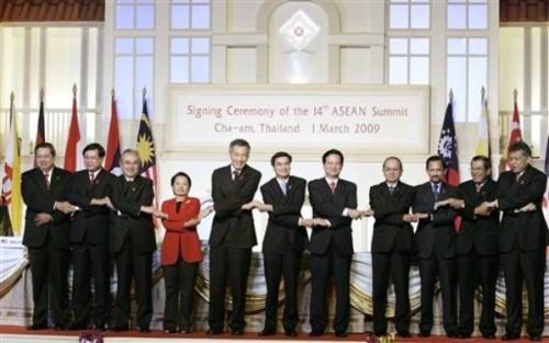 Thailand ASEAN Summit