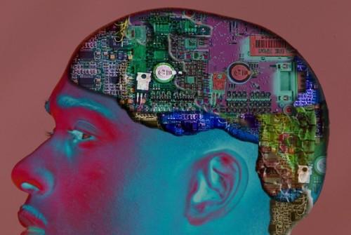 computer-mediated telepathy.