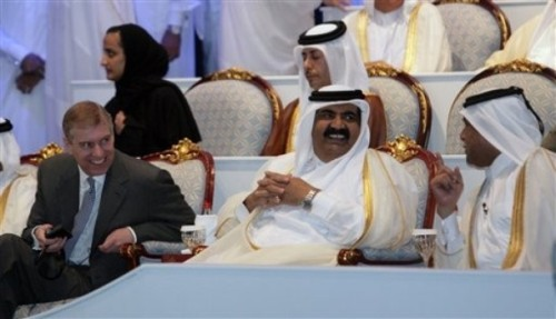 Qatar Inauguration of Qatargas2