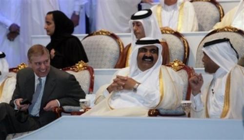 Qatar Inauguration of Qatargas2