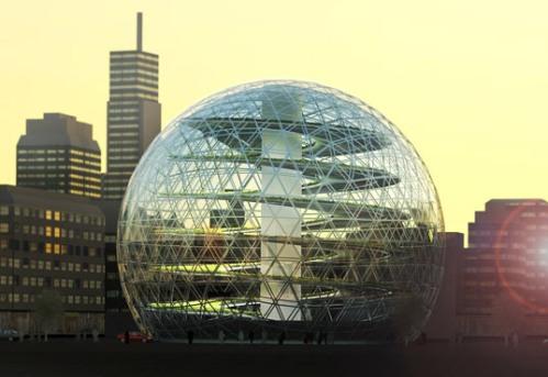 plantagon-dome