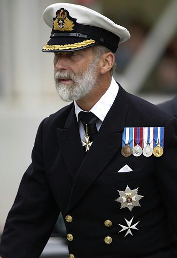 Prince_michael_duke of Kent