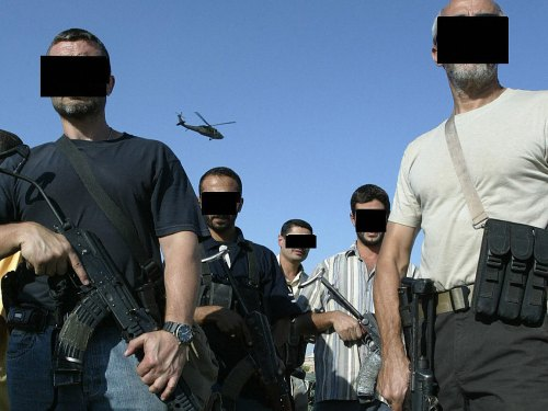 blackwater thugs iraq