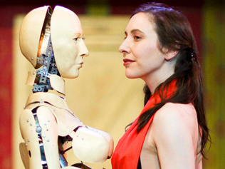 """Robot """"prostitutes'' would make an appearance / Reuters"""