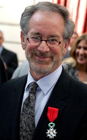 Steven Spielberg knighhood KBE