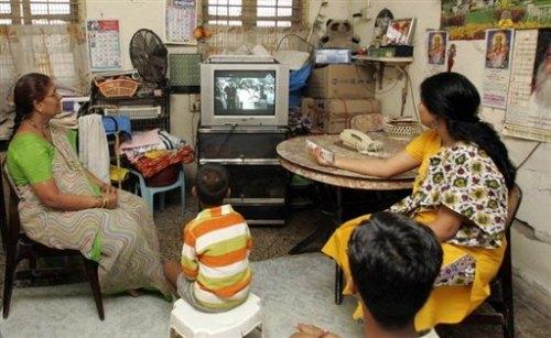 TV birth control India