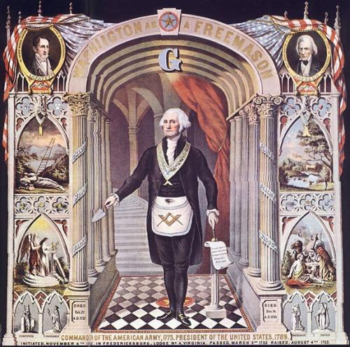 Washington_freemason