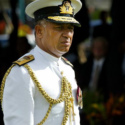 FIJI ARMY COMMANDER