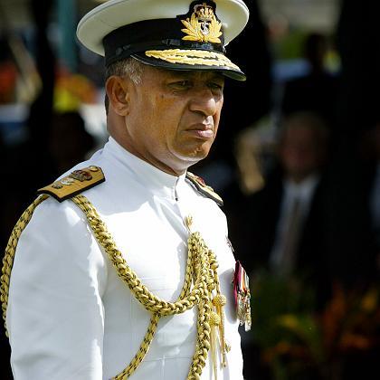 FIJI ARMY COMMANDER