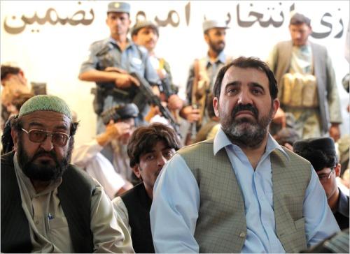 Ahmed Wali Karzai,
