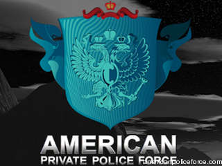American Private Police Force new logo
