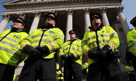 british police state