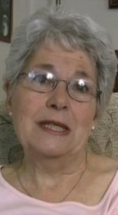 Shock: Grandmother Pauline Howe had never been in trouble with the law before