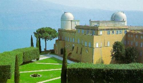 The Vatican Observatory, Castel Gandolfo