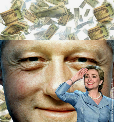 Hillary Billary Show Me The Money