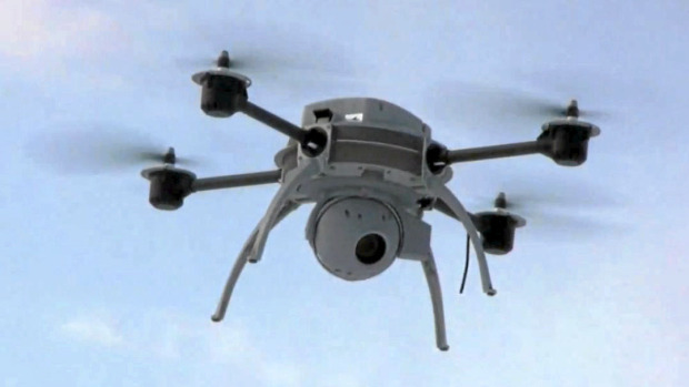 Libyan Rebels Using Canadian Urban Surveillance Drones