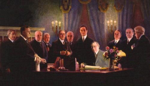 LA REUNION SECRETA DONDE SURGIO LA RESERVA FEDERAL Federal Reserve Jekyll-island
