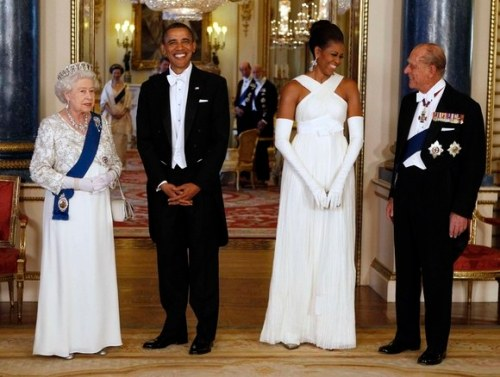 obama and the queen may 24, 2011