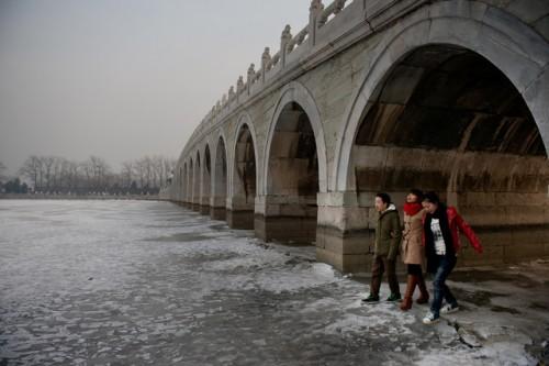 china ice